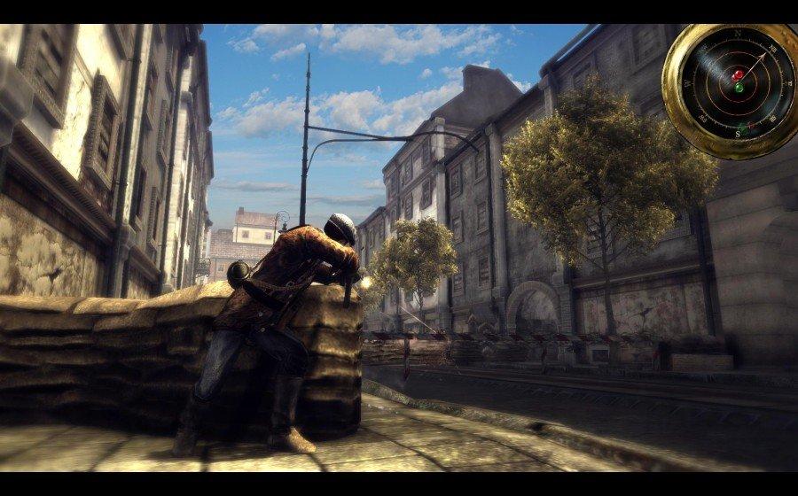 скачать игру Uprising 44 The Silent Shadows через торрент - фото 3