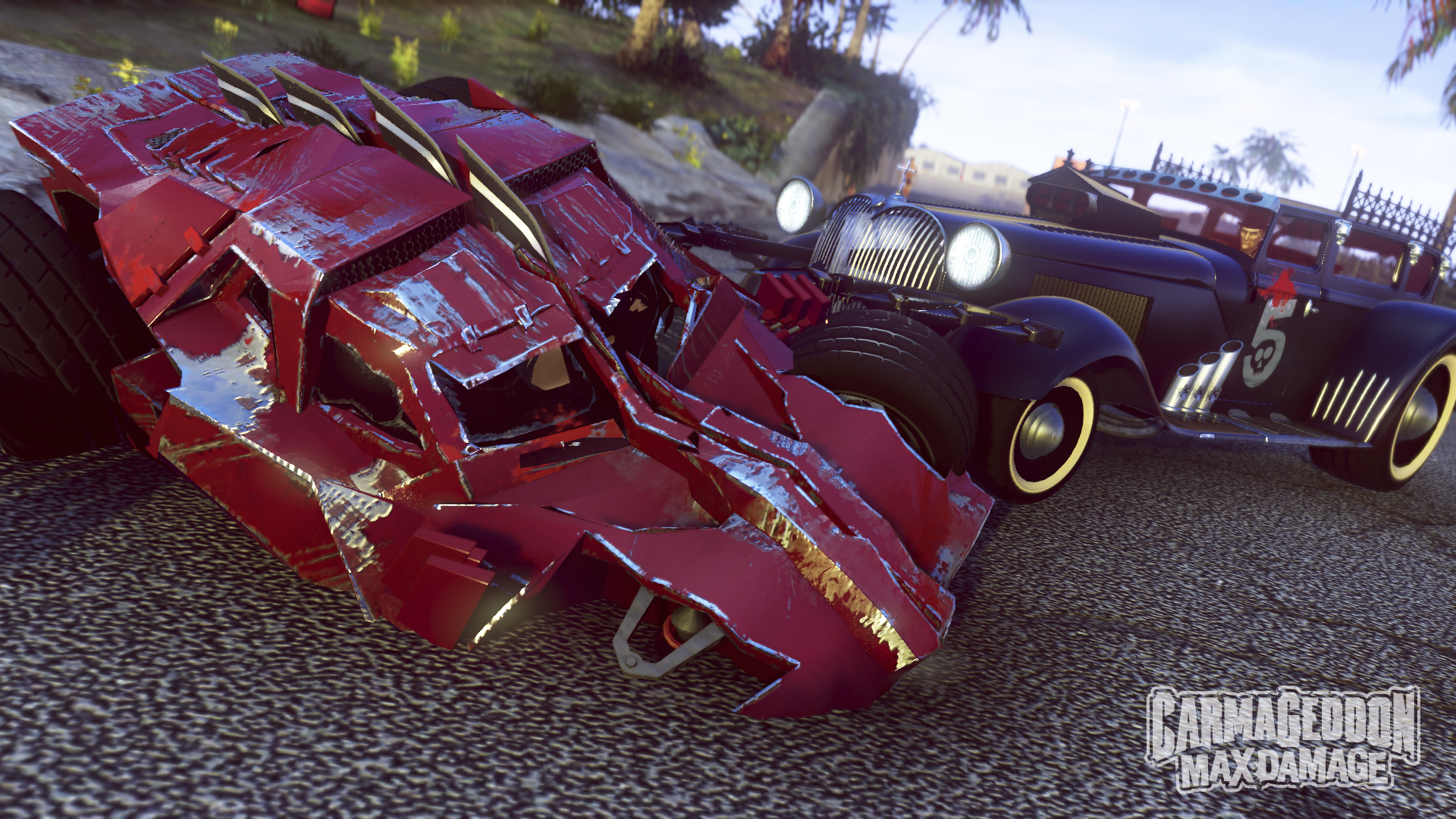 Carmageddon: Max Damage (2016) PC - Скриншот 3