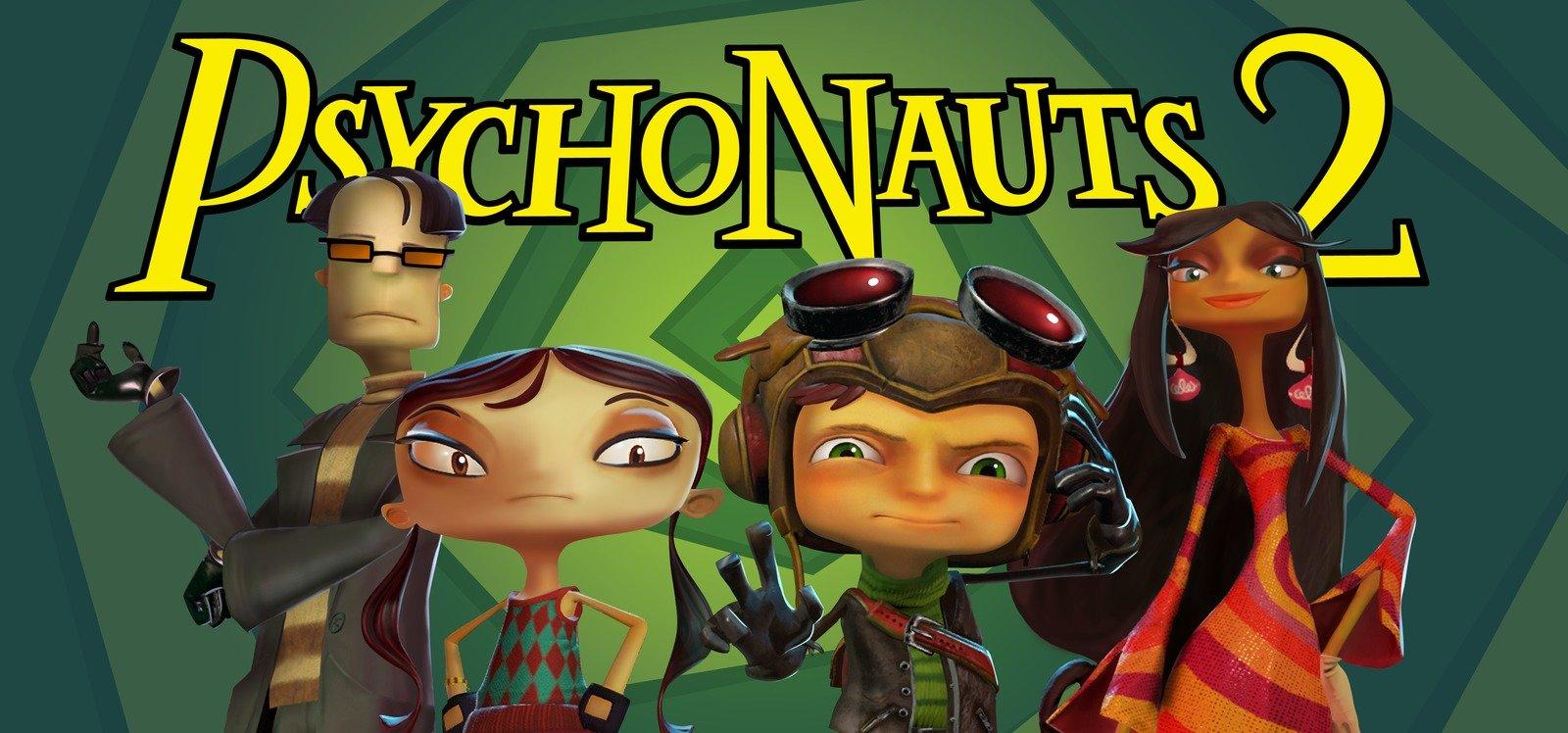 Psychonauts (2016) PC - Скриншот 1