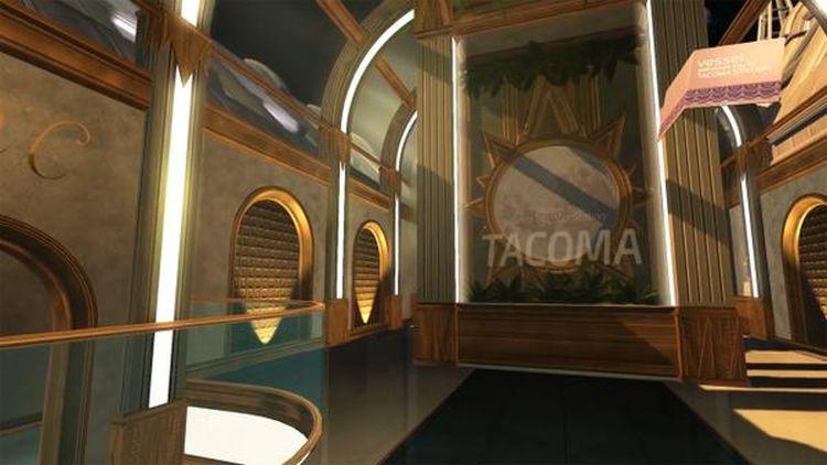 Tacoma (2017) PC - Скриншот 1