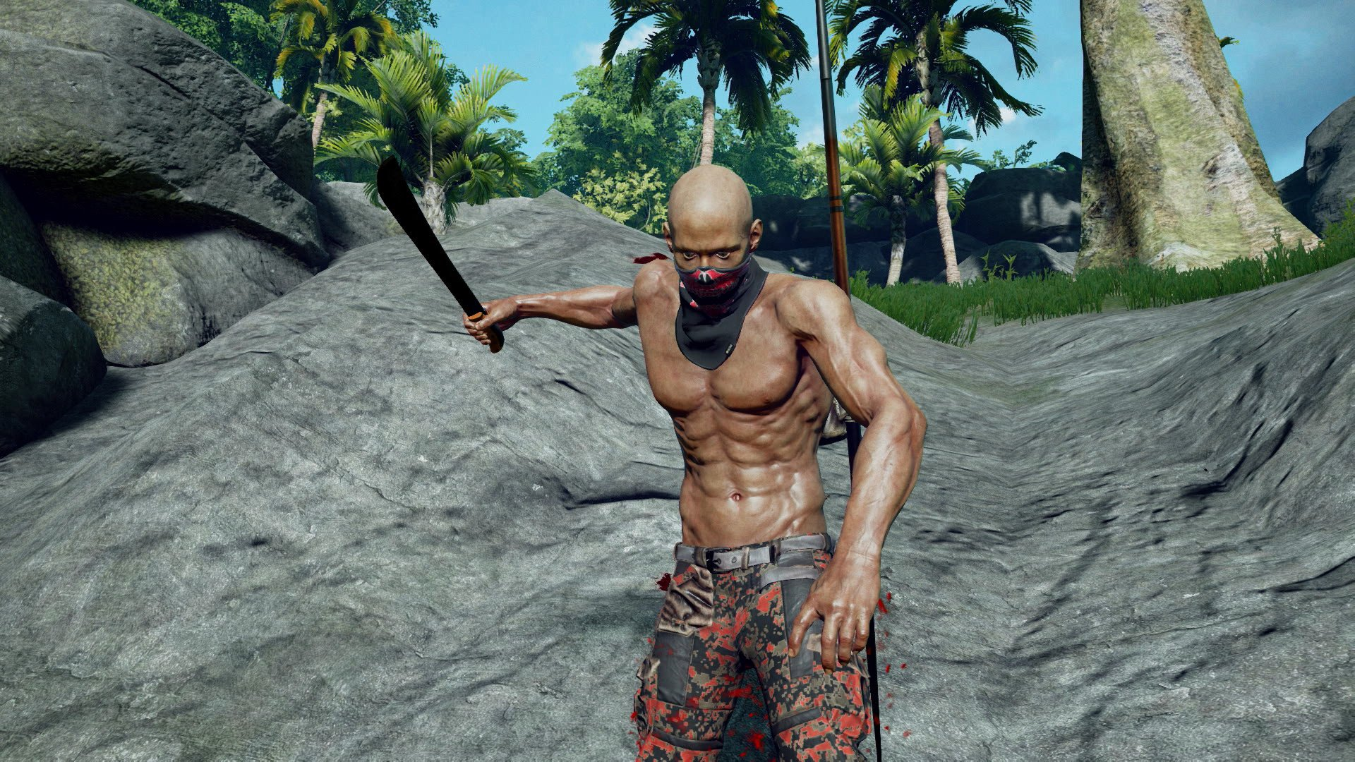 The Culling (2016) PC - Скриншот 3