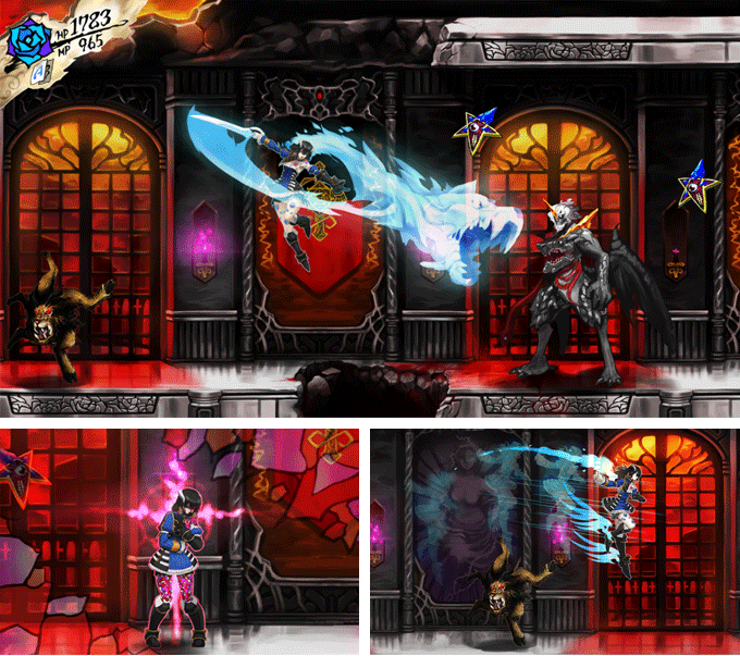 Bloodstained: Ritual of the Night (2017) PC - Скриншот 1