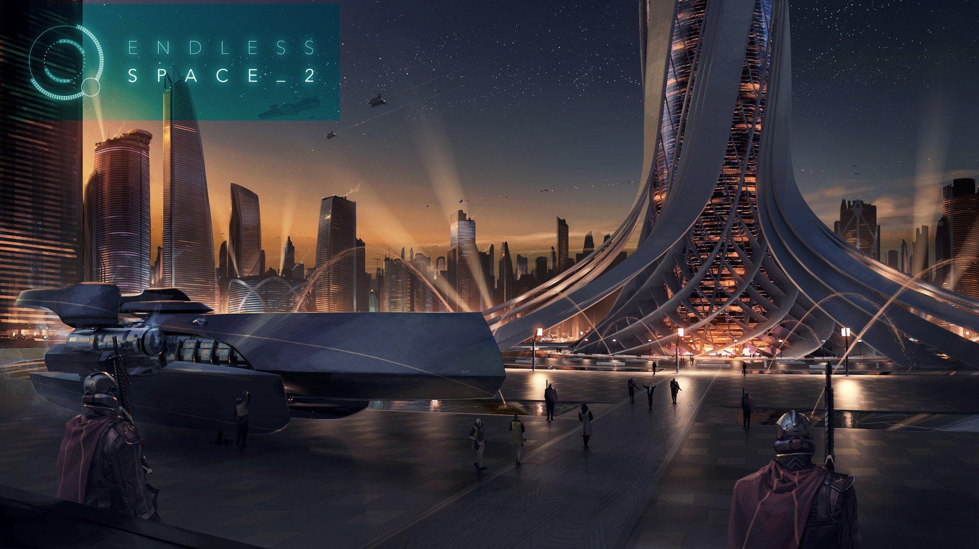 Endless Space 2 (2016) PC - Скриншот 3