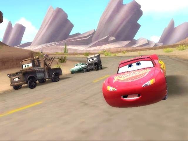 Cars Video Game скачать торрент - фото 9