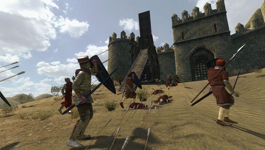 Mount blade warband игра скачать торрент