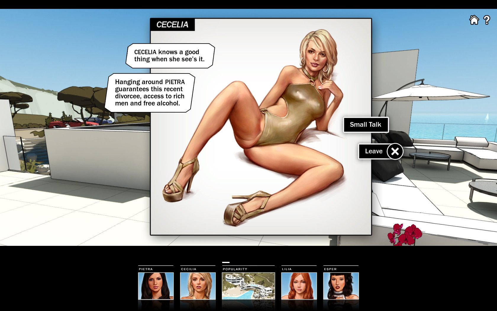 Adult video games screenshots exploited pics