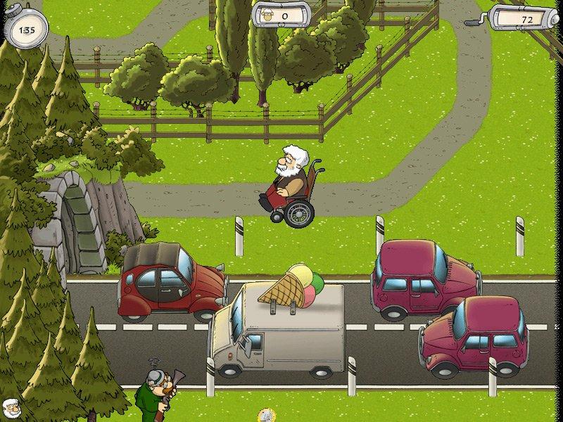 Asterix  obelix xxl 2: mission las vegum это уже вторая игра повествующая о похождения двух галлов
