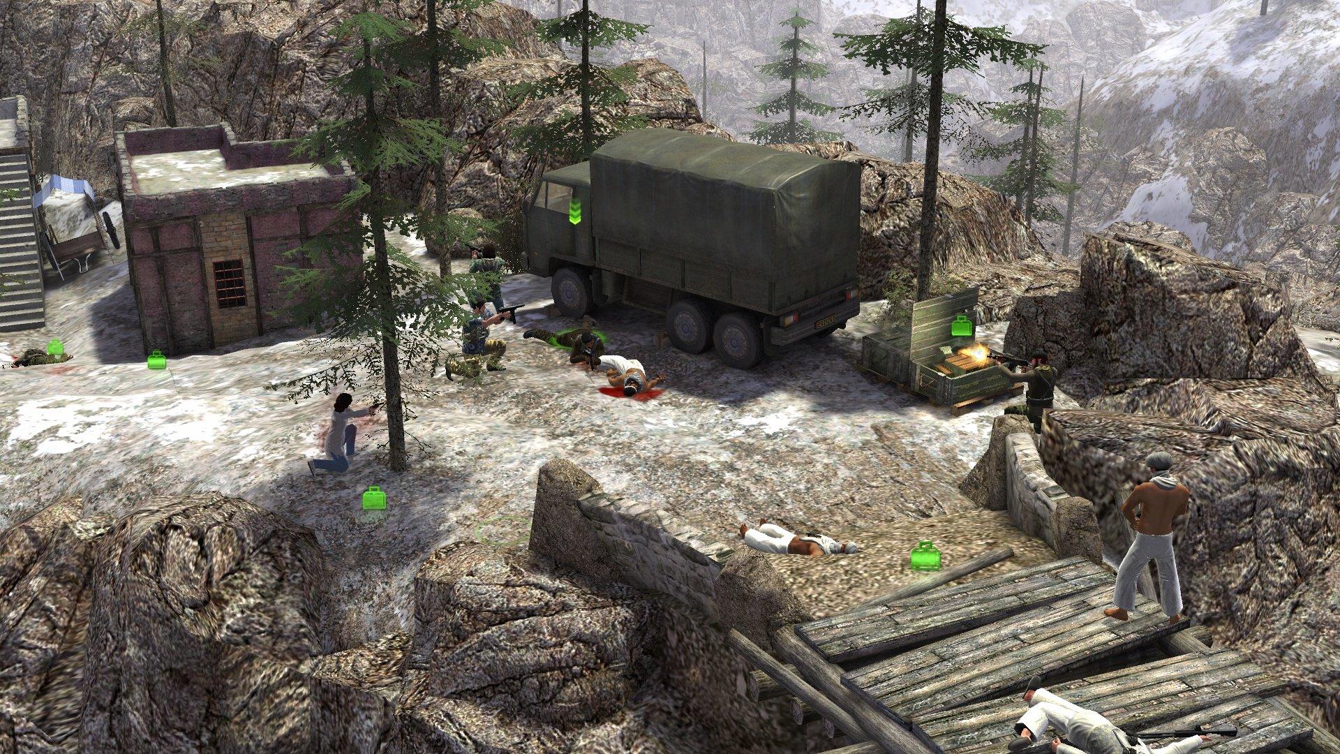 Jagged alliance: crossfire (2012) pc