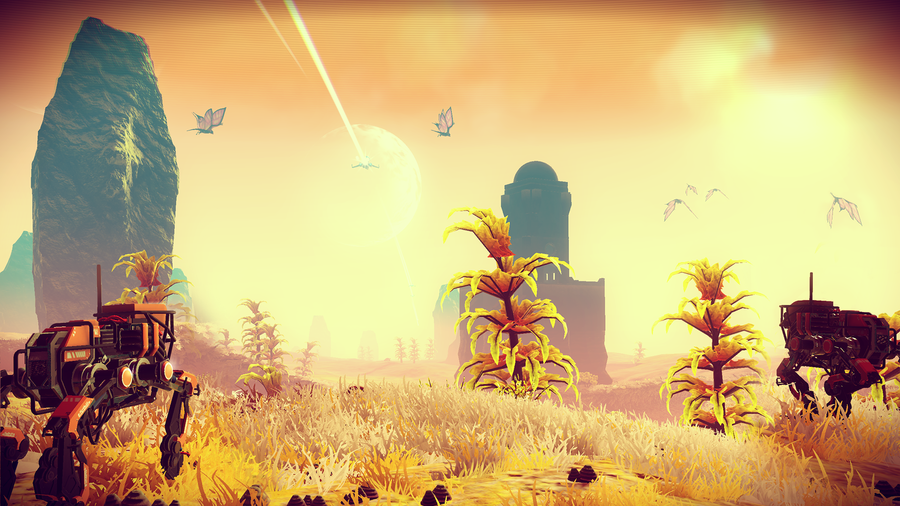 No Man's Sky [1.4] (2016) PC - Скриншот 1