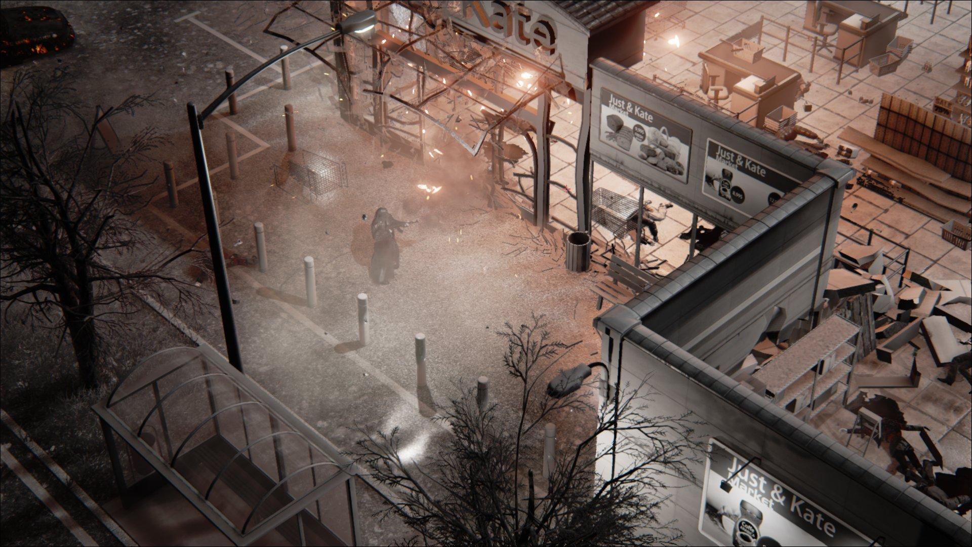 Hatred (2015) PC - Скриншот 1