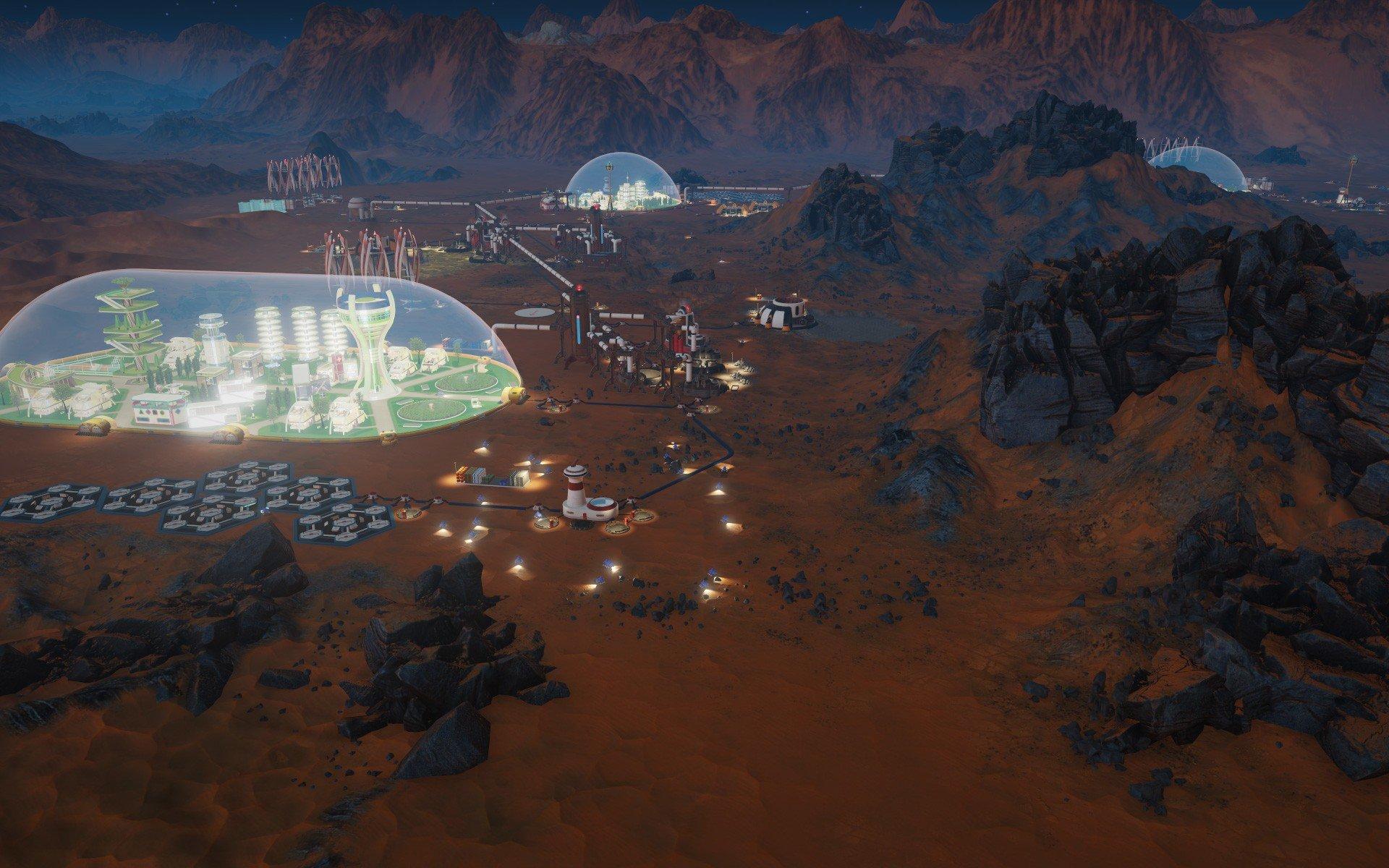 Surviving Mars (2018) PC - Скриншот 3