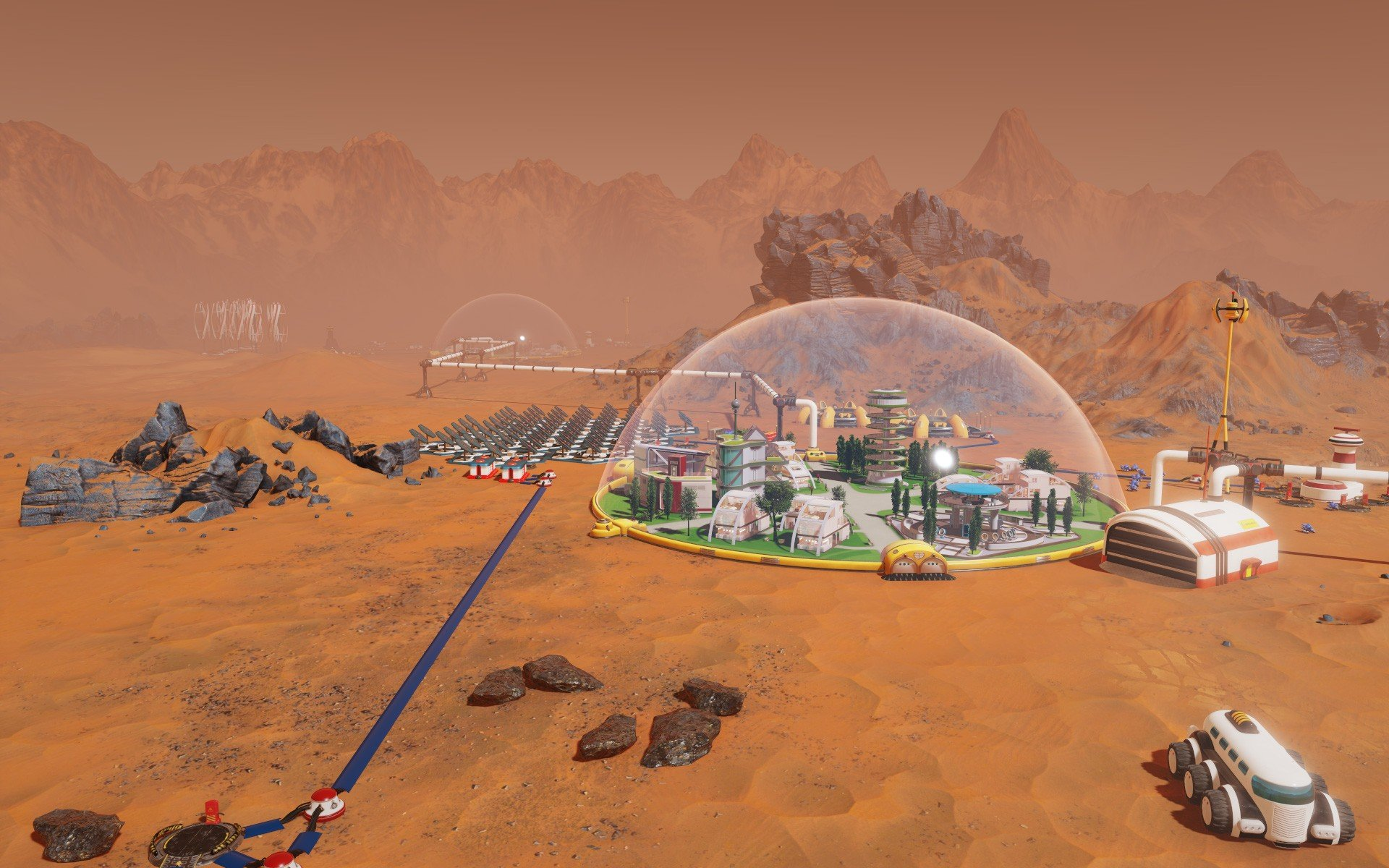 Surviving Mars (2018) PC - Скриншот 1