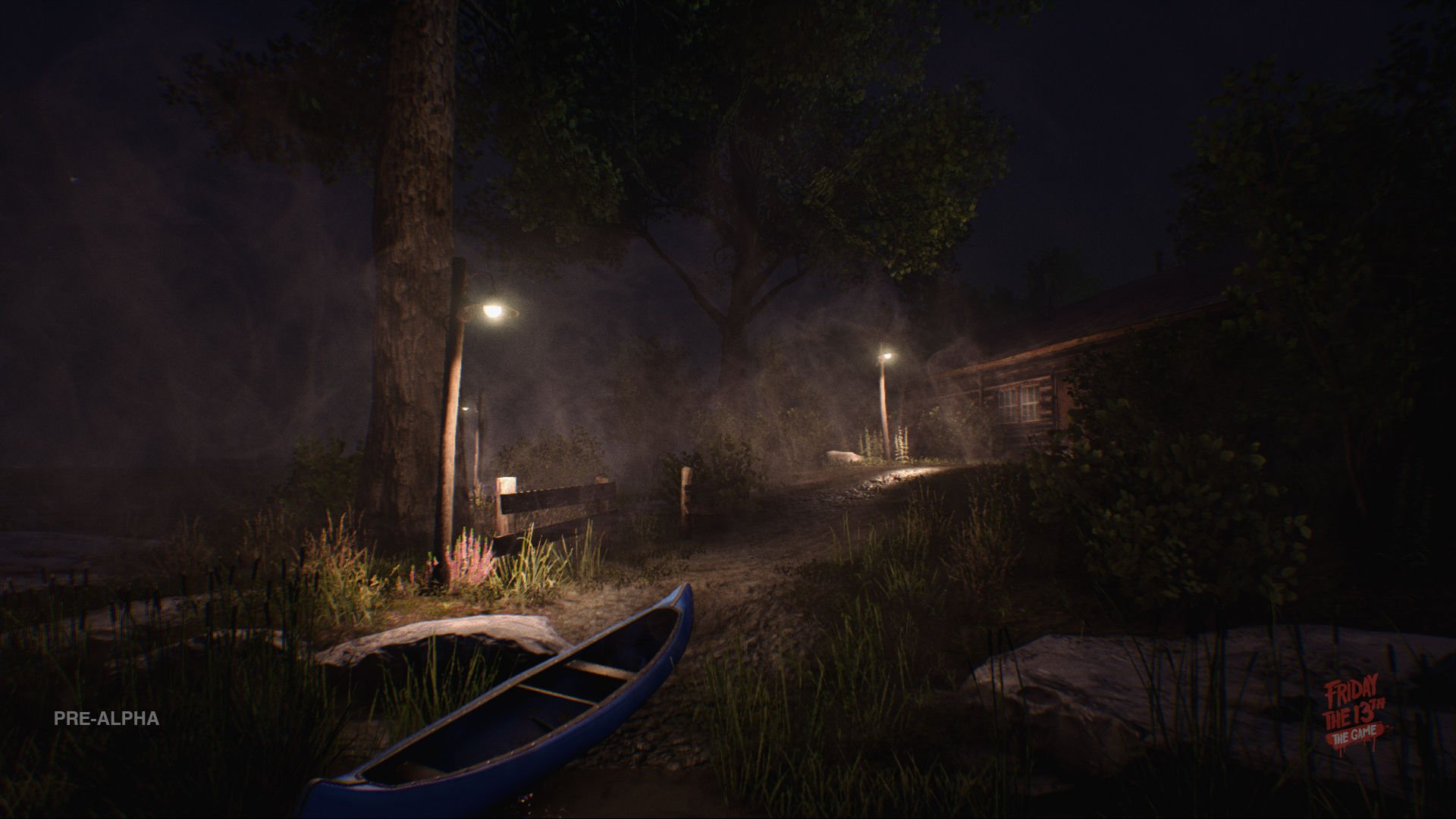 Friday the 13th: The Game (2017) PC - Скриншот 1