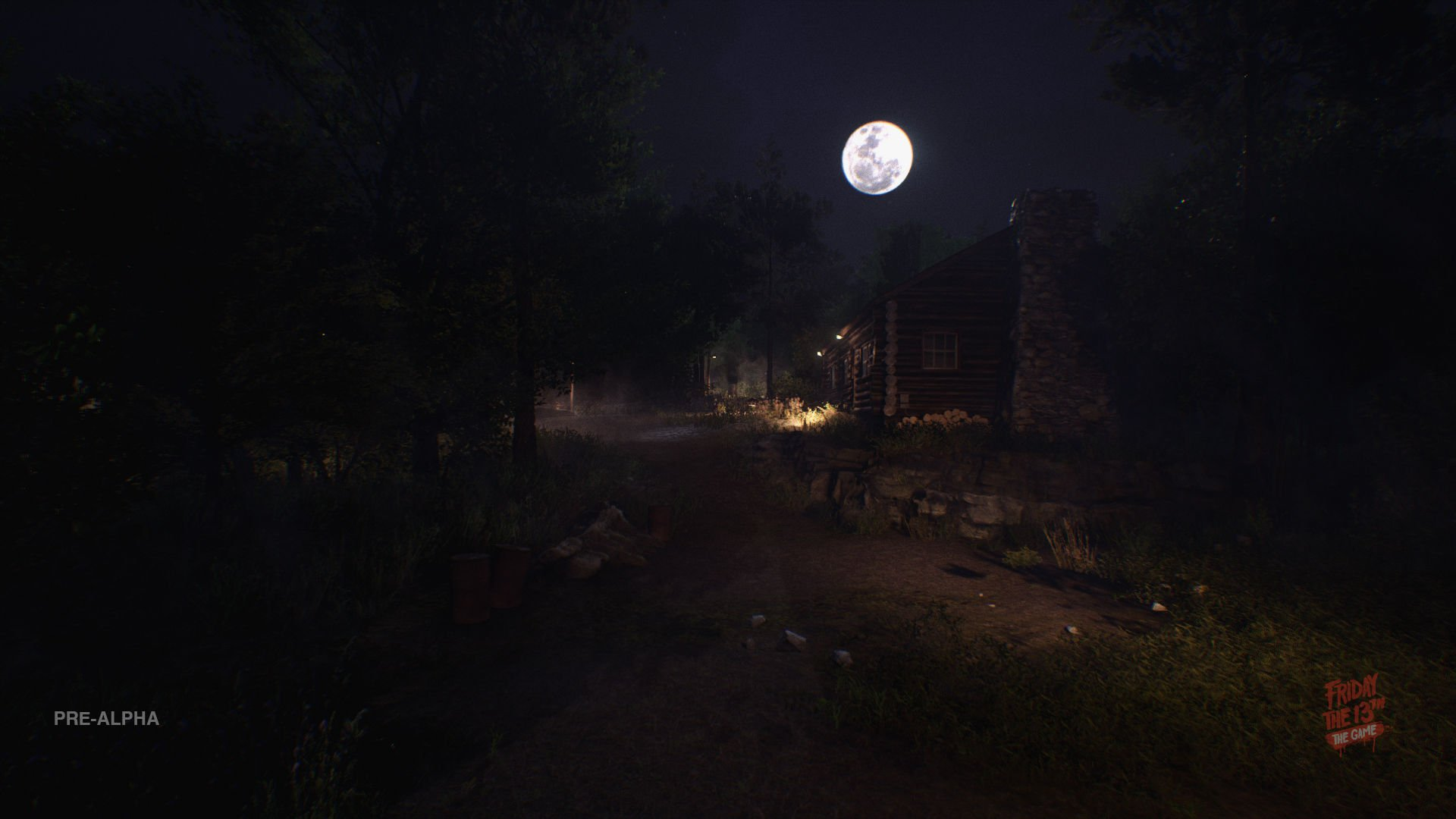 Friday the 13th: The Game (2017) PC - Скриншот 2