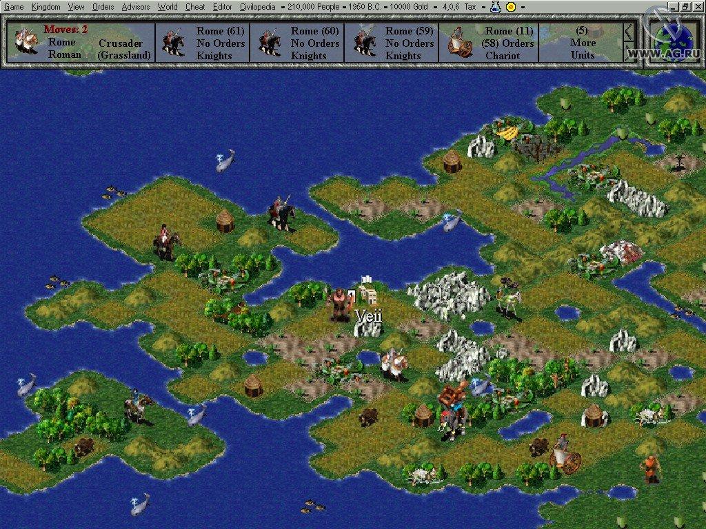 игра цивилизация 2 русская версия скачать бесплатно - фото 4
