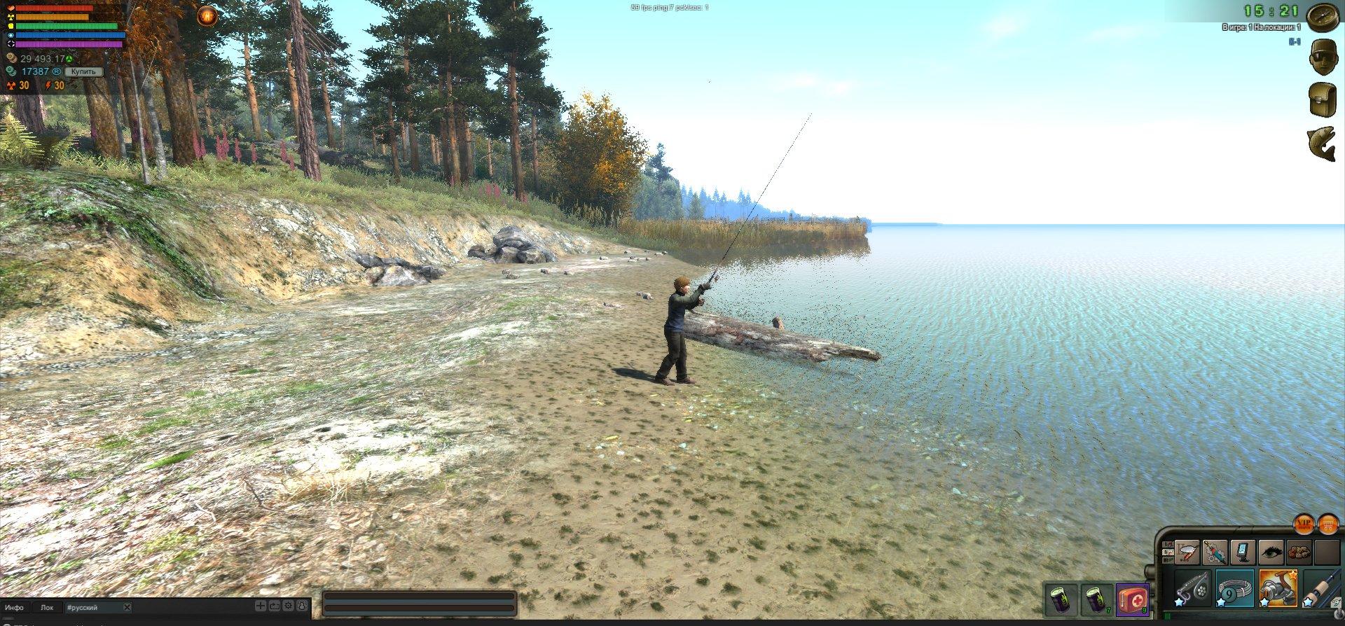 atom fishing ii атомная рыбалка 2