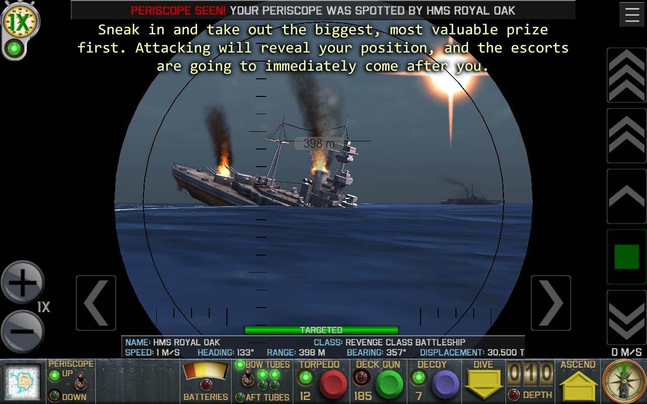 симулятор подводной лодки для mac