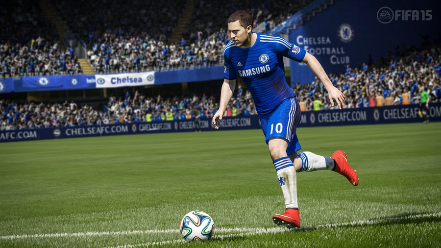 EA SPORTS FIFA 15 | Игры для PS4 | PlayStation
