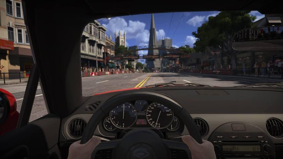 Как сделать вид из кабины в slrr