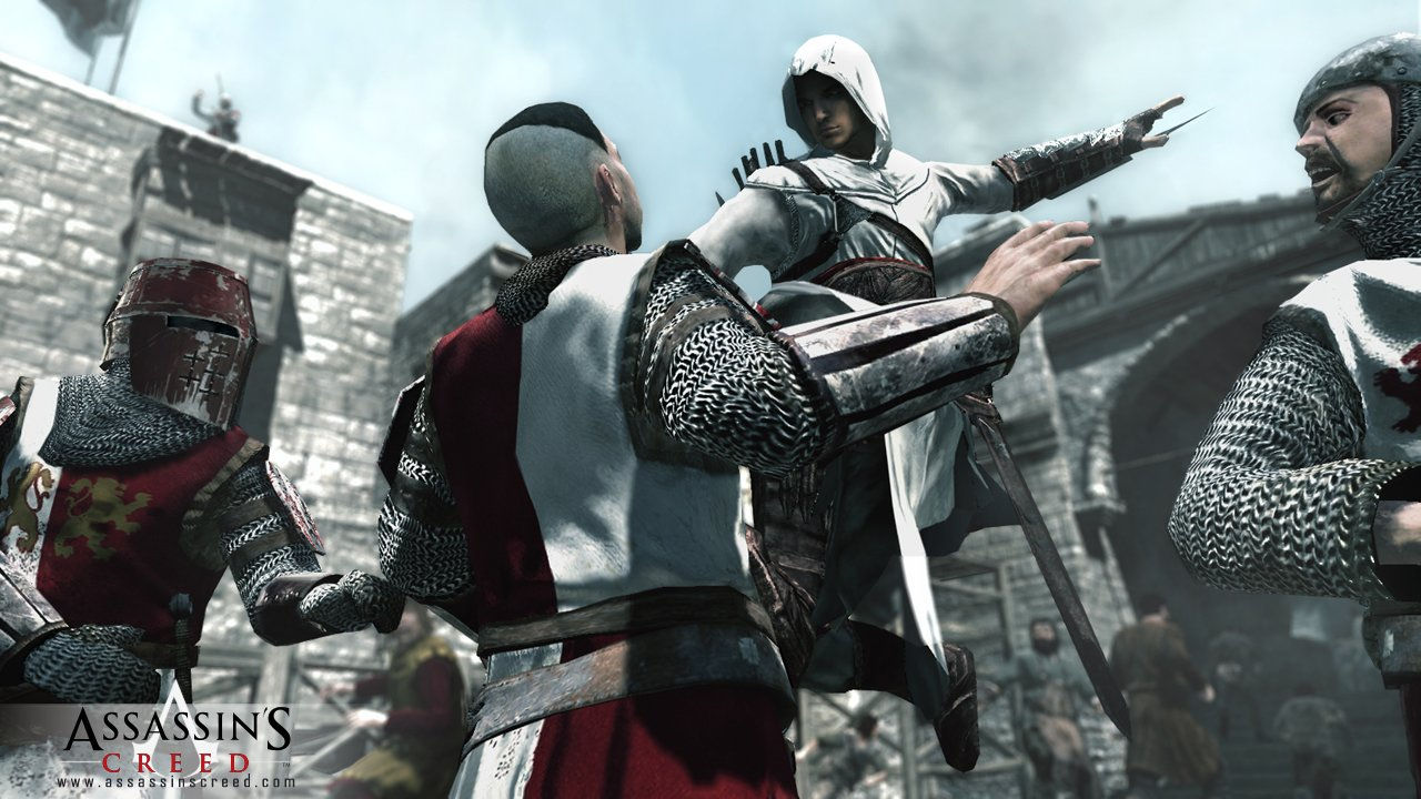 where do you hook up the power source in assassins creed 3
