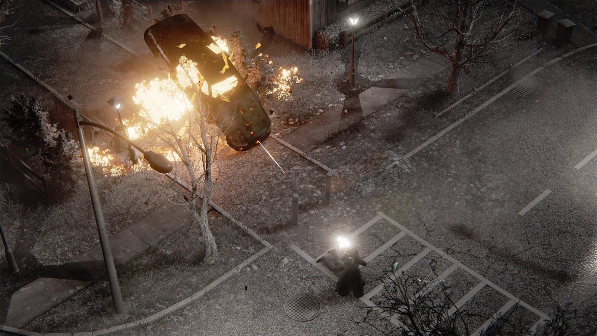 Hatred (2015) PC - Скриншот 3