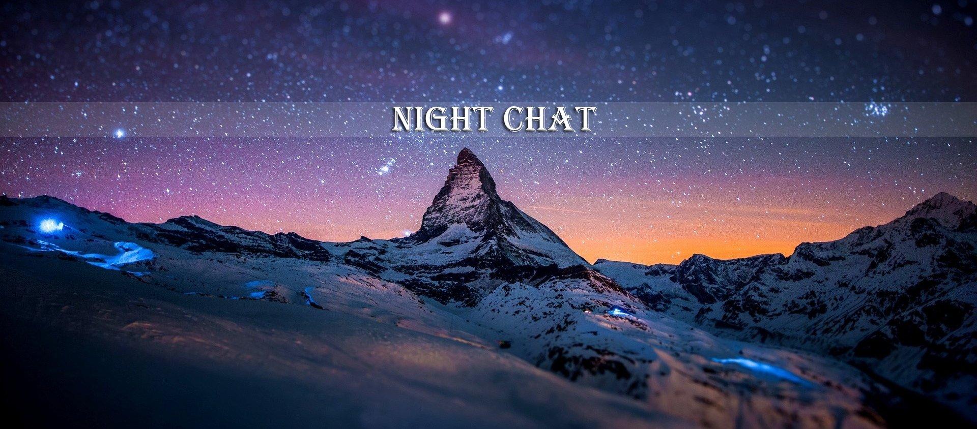 Помнится, полгода назад устраивали по вечерам-ночам такие вот чаты для тех, кто хочет не спать, а разговаривать. Сюд ... - Изображение 1