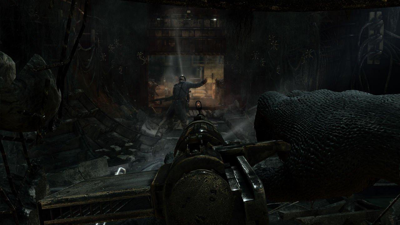 Metro: Last Light  Вот это реально графон. - Изображение 1