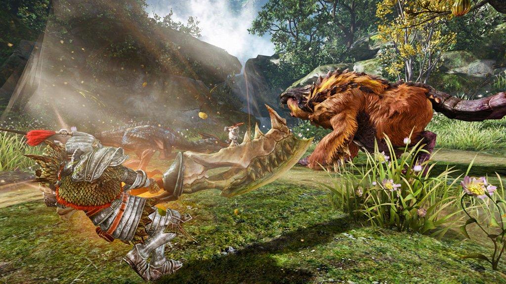 Monster Hunter Online возможно выйдет на западе. - Изображение 1