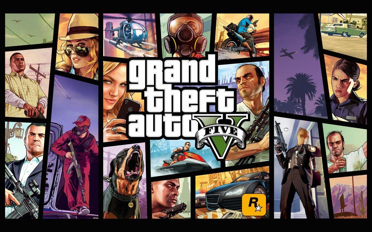 Магазин 1С-Интерес подтвердил: специальное и коллекционное издания Grand Theft Auto V будут сопровождаться русскими  ... - Изображение 1
