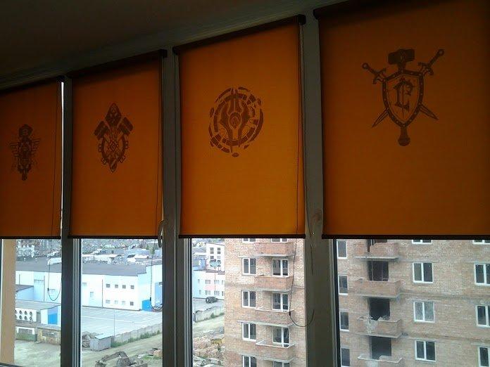 Наконец то на окнах повесил роллеты, теперь даже яркий солнечный день будет не помеха для работы.   - Изображение 1