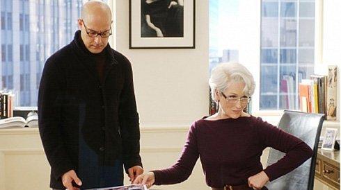 """Известный фильм """"Дьявол носит Prada"""" ставит перед героиней, возможно, один из нелегких выборов в жизни человека семь ... - Изображение 1"""