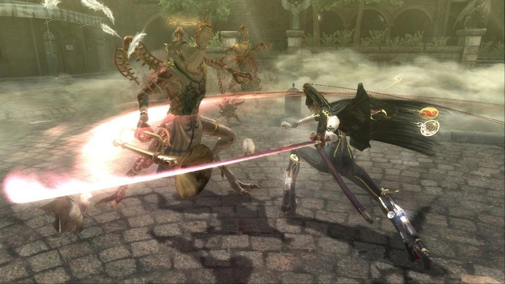 В честь этого прекрасного праздника , я представляю вам обзор на Bayonetta. Разработкой игры руководил Хидэки Камия ... - Изображение 2
