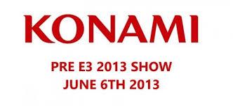 Будет ли трансляция Konami Pre-E3 Show на сайте? Презентация пройдет сегодня в 21:00 по Москве. - Изображение 1