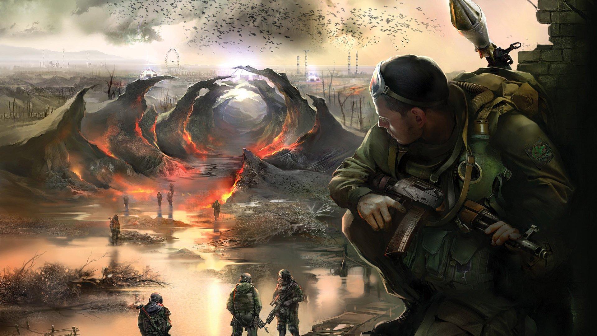 Компания Vostok Games с радостью сообщает о начале закрытого бета-тестирования MMOFPS Survarium! С выходом сегодняшн ... - Изображение 1