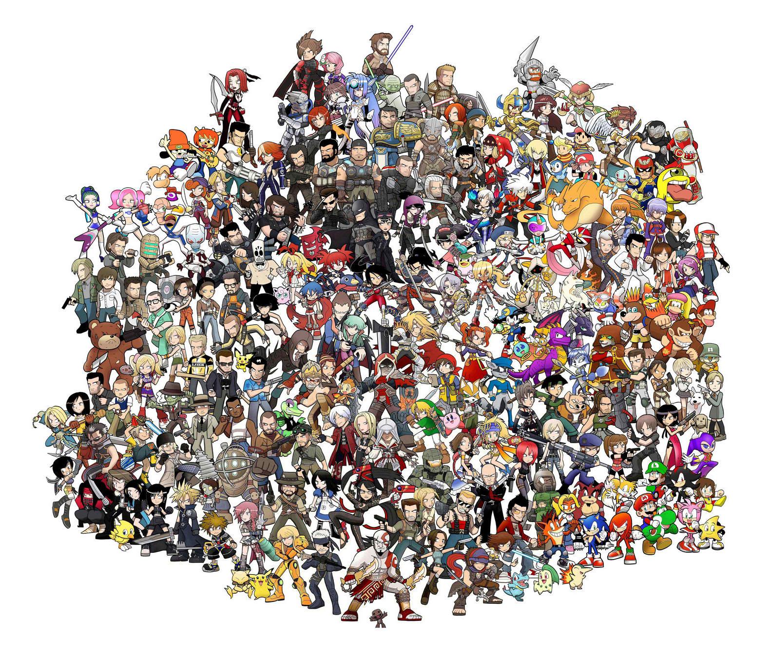 Choose your character - Изображение 1
