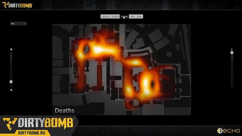Dirty Bomb и ECHO™ - секрет правильного баланса  В соревновательных играх всегда на первом месте стоит баланс. Задач ... - Изображение 3