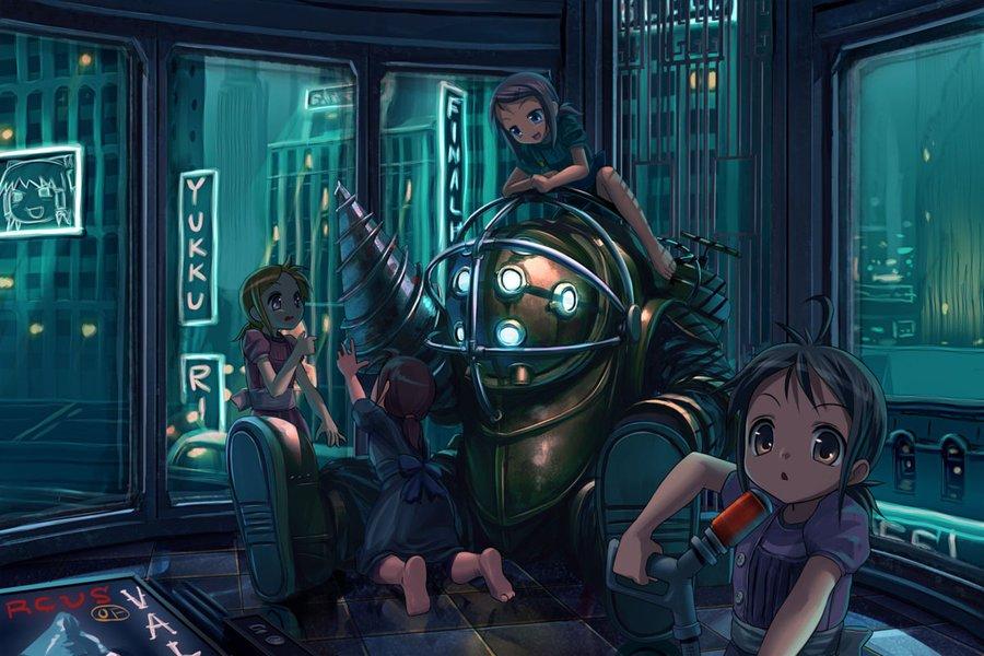 Подарю безвозмездно ключ на первый Bioshock в Steam. - Изображение 1