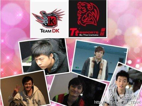 Новый состав DK: Mushi и iceiceice играют вместеИсточник:dota2/gameguyz - Изображение 1