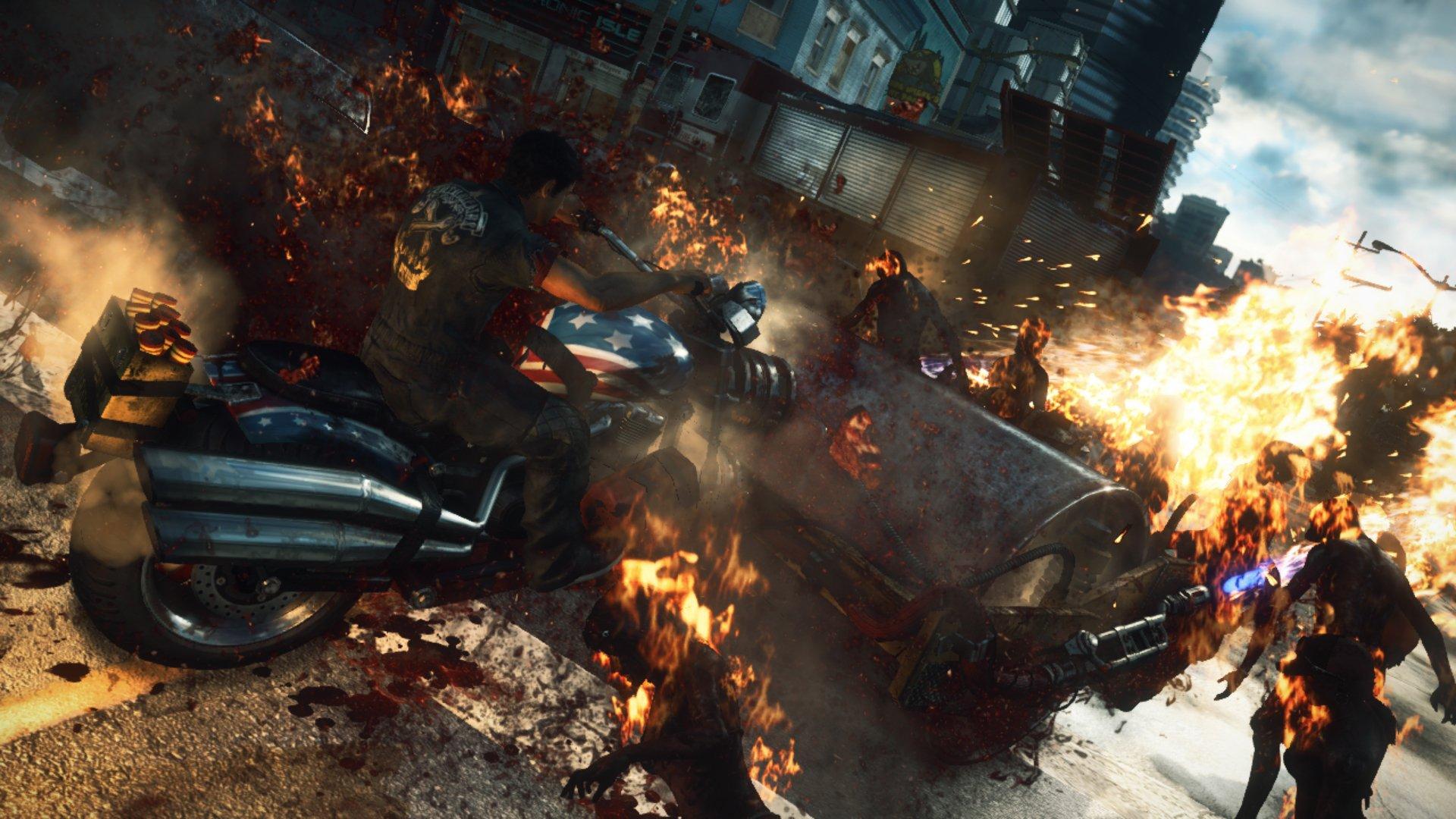 Один из главных эксклюзивов этого года для Xbox One, Dead Rising 3, не выйдет в Германии. Об этом сообщила корпора ... - Изображение 1