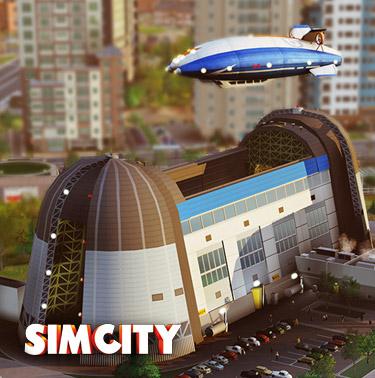 Вот и посыпались DLC для Sim City «Набор Дирижаблей»НОВЫЙ ОБЩЕСТВЕННЫЙ ТРАНСПОРТ: ДИРИЖАБЛИ!Беспокоят пробки? На ста ... - Изображение 1