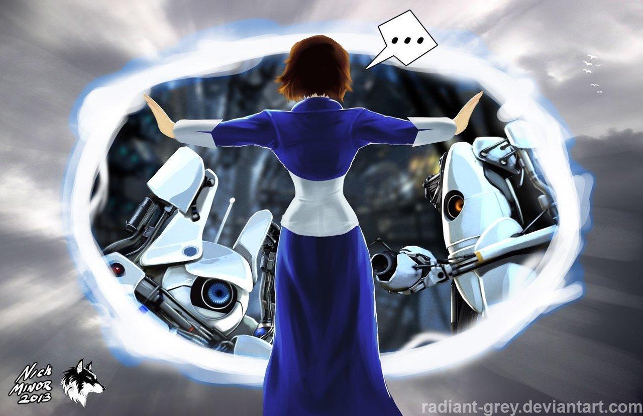 Вот откуда у Элизебет способность открывать разрывы)) - Изображение 1