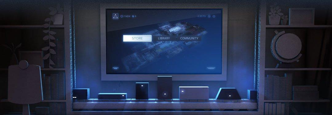 СЛУХ:При регистрации на бета-тест Steam Machines, компания Valve просит подписать соглашение участника. Внимательные ... - Изображение 1