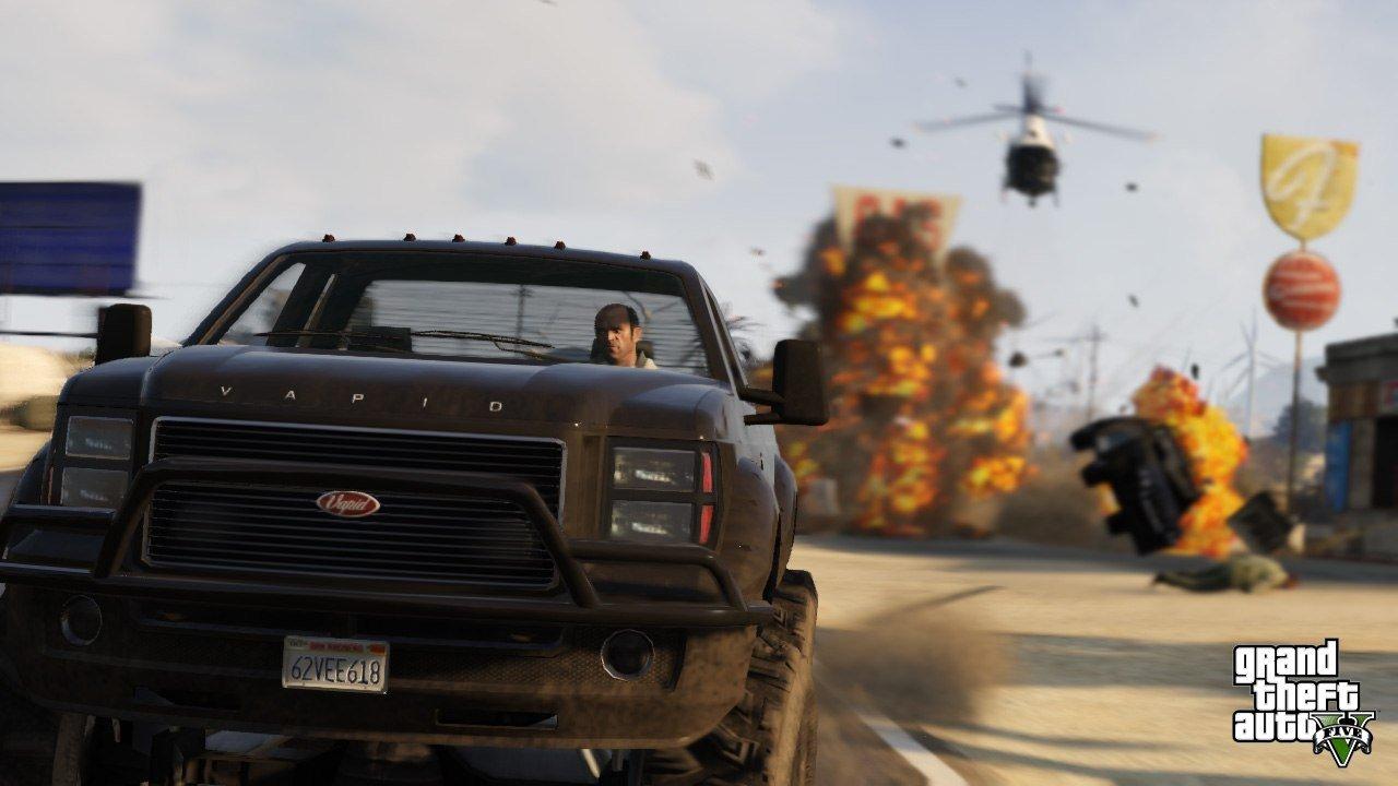 Новые скриншоты Grand Theft Auto V Часть 3 - Изображение 1