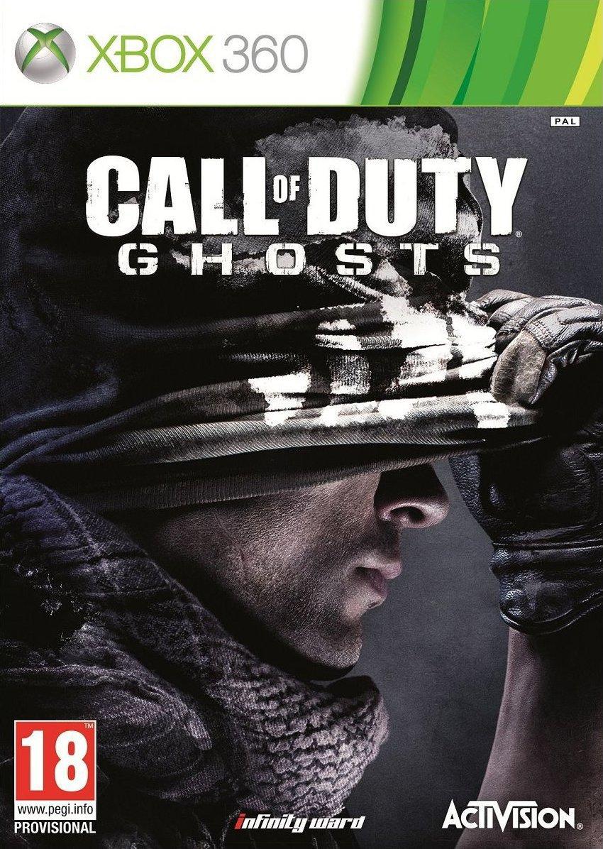 Британский интернет магазин Tesco опубликовал box-art новой игры из серии Call of Duty - Call of Duty: Ghosts. - Изображение 1