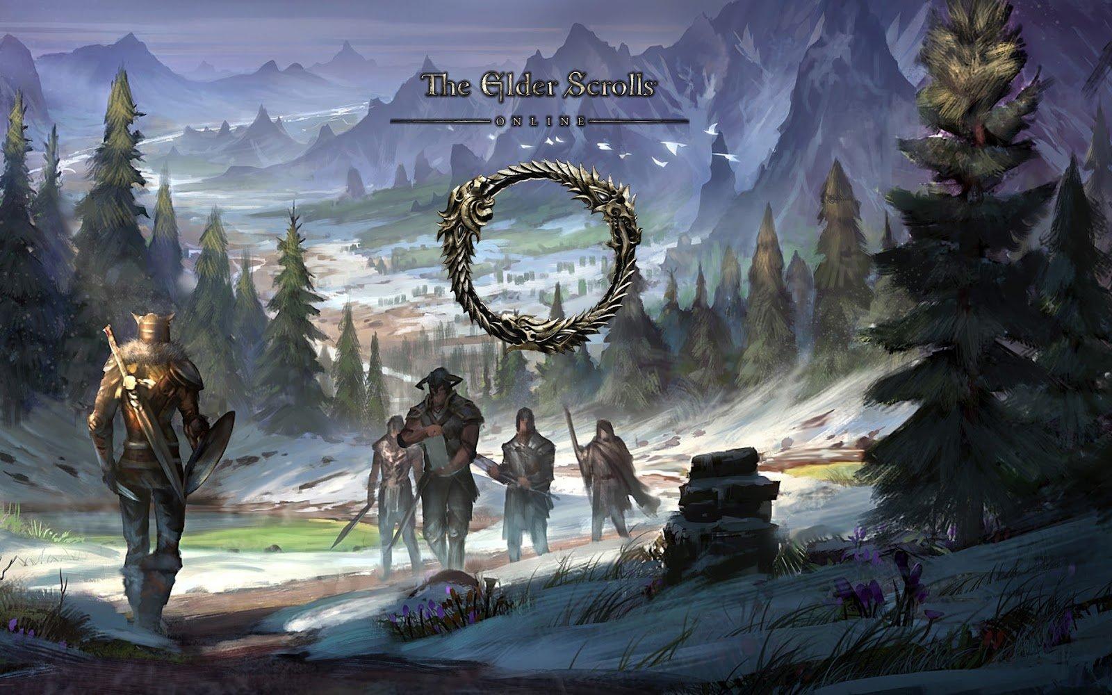 Все забываю рассказать - когда подавала заявку на списки бета-тестирования The Elder Scrolls Online, система выдала, ... - Изображение 1
