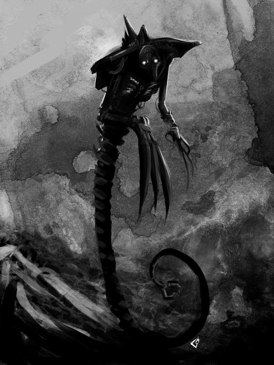 Для поклонников WARHAMMERНекроны. Часть 1.История фракции  Некронтир жили на своей планете, которая находилась под с ... - Изображение 3