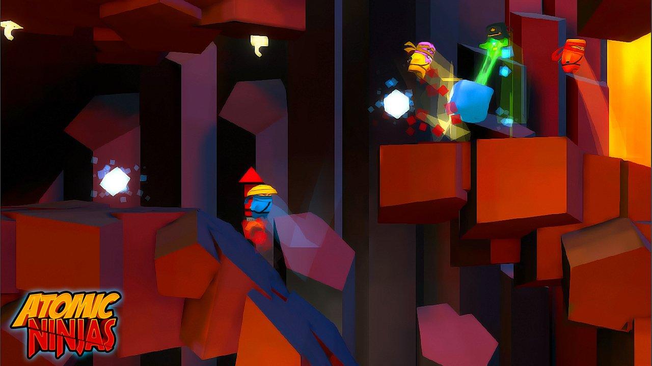 Атомный Ниндзя для PS3 и PSV  Вчера, IGN, обнаружила новую игру для PS3 и PS Vita под названием Atomic Ninjas. Разра ... - Изображение 2