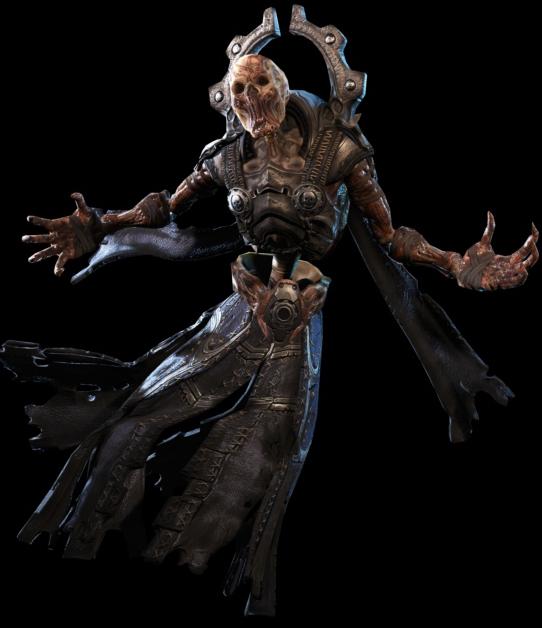 Epic Games представили нового персонажа Gears of War: Judgment. Им стал Epic Reaper – невероятно выносливое существо ... - Изображение 2