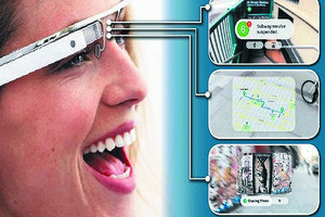 Очки позволят своим обладателям снимать видео, пользоваться переводчиком, отправлять сообщения и осуществлять видеок .... - Изображение 1