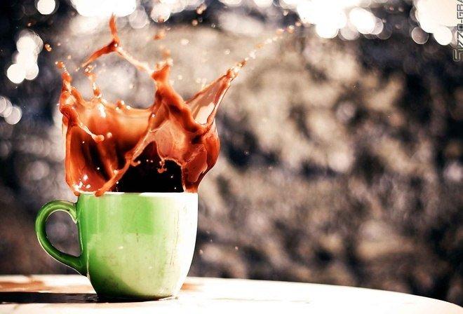 Так как большинство людей любят сидя за компьютером пить кофе или чай, я решил сделать небо пост посвященный вреде н ... - Изображение 1